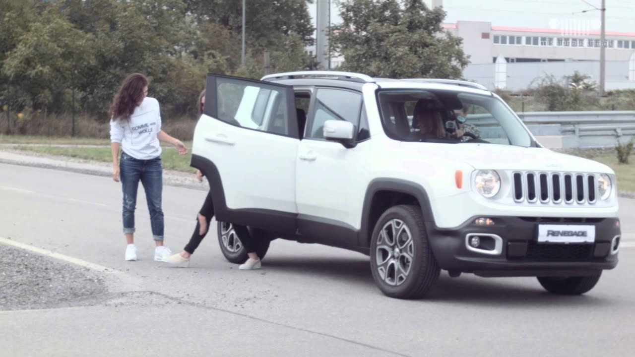 Mission Austria Jeep Renegade Mission 2 Youtube