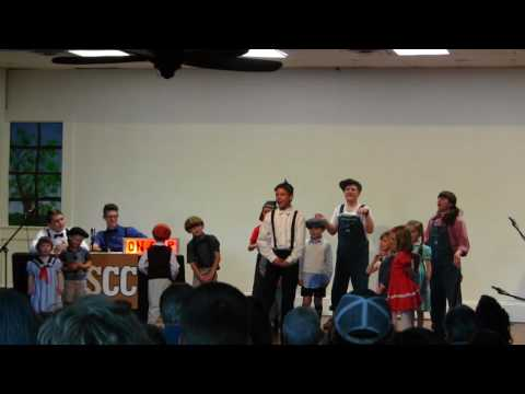 40's Radio Show - Shoal Creek Co-op