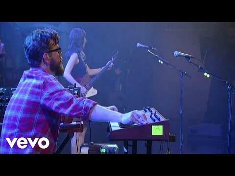 Silversun Pickups - Panic Switch (Live on Letterman)
