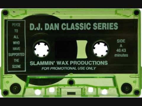 Dj Dan - Warehouse Flashback (side A)