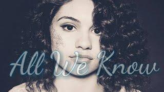 Alessia Cara - All We Know (Lyrics)