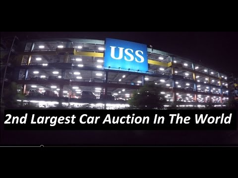 JDM Car Auction - 2nd Largest Car Auction in the World.