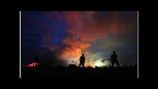Hawaii volcano eruption LIVE updates: One injured in HUGE lava splatter as Kilauea BLOWS