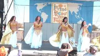 Jewels that Raq (finale) @ 2013 Irvine Global Village Festival