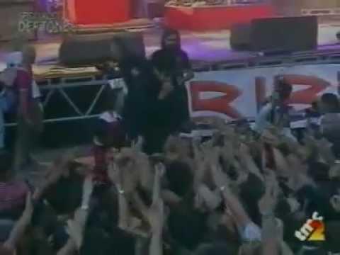 Deftones Live Independent Days 2000