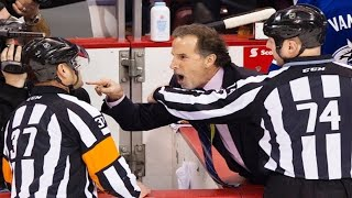 "NHL ""Overreacting"" Moments"