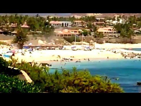 Balacera en Playa Palmilla, Los Cabos...🔘✔