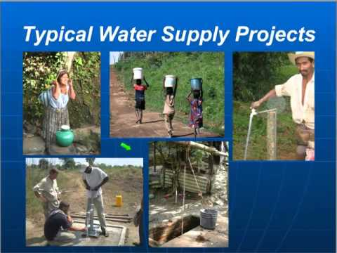 Water Supply – Part 1 of 3: Source Selection and Development
