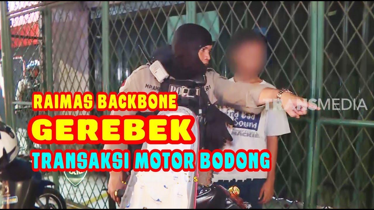 Raimas Backbone GEREBEK Transaksi Motor Bodong | THE POLICE (25/02/20) Part 4