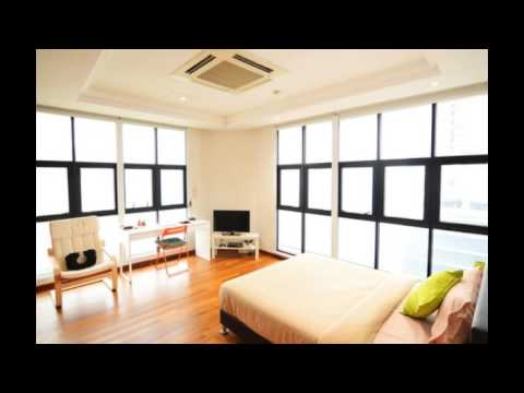 Serviced Residences in Singapore for Rent - Penthouse Master room 2-2