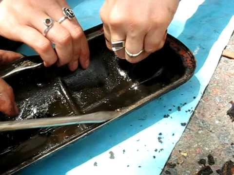 Siemprenkombi tutorial 03 juntas de tapa da valvulas for Como cambiar los empaques de la regadera