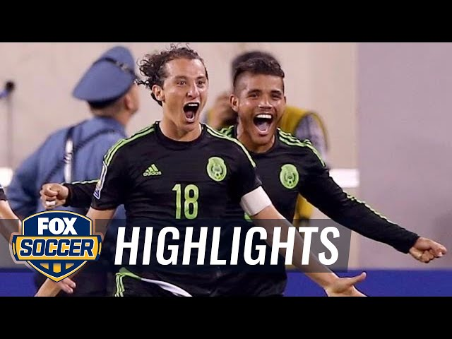 Watch all of Mexicos 2015 Gold Cup goals - 2015 CONCACAF Gold Cup Highlights