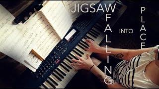Jigsaw Falling Into Place || Piano Cover by Elena Marinaki
