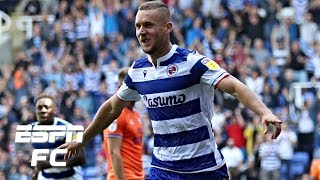 George Puscas' brace helps Reading ease past Cardiff City | EFL Highlights