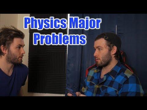 Physics Major Problems (Joke Video)