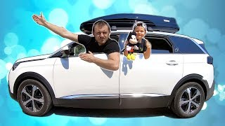 Ride on Cars with TimKo Kid | Family Fun Playtime Adventures with Mickey Mouse