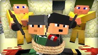 Вторая Мировая Война [ЧАСТЬ 31] Call of duty в Майнкрафт! - (Minecraft - Сериал)