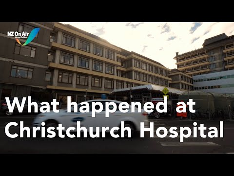 What Happened At Christchurch Hospital On The Day Of The Mosque Shootings