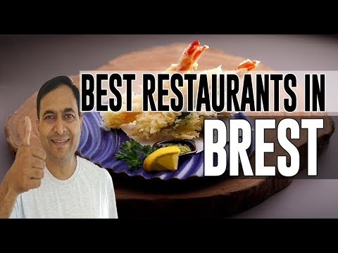 Best Restaurants And Places To Eat In Brest, France