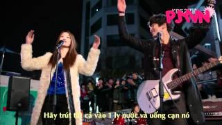 Pjyvn Vietsub Super Star Ji Yeon ft Jin Woon 2AM OST Dream High2.mp3