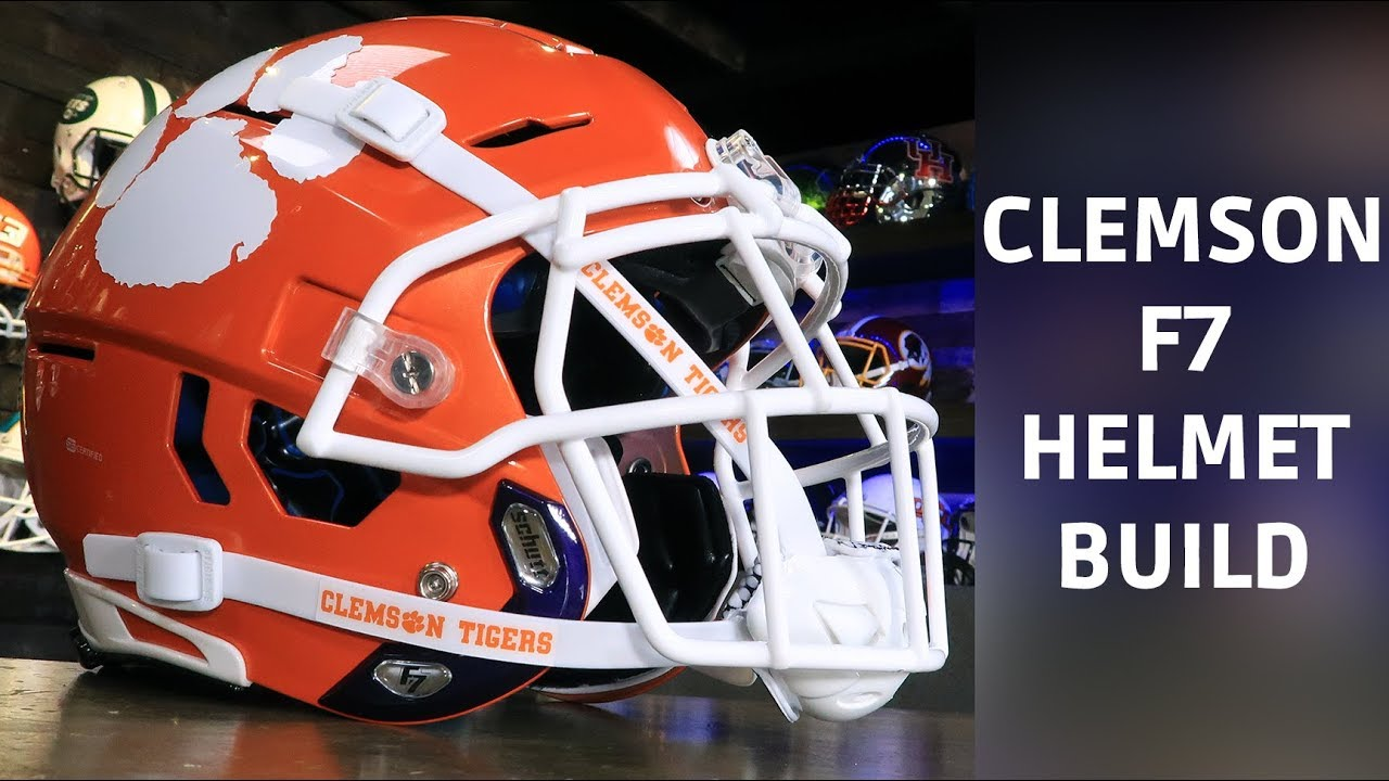 04a824e0da8 What Makes Clemson Helmets So Special