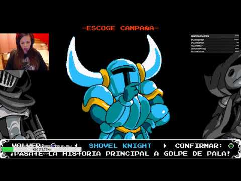 Jugamos a Shovel Knight !!