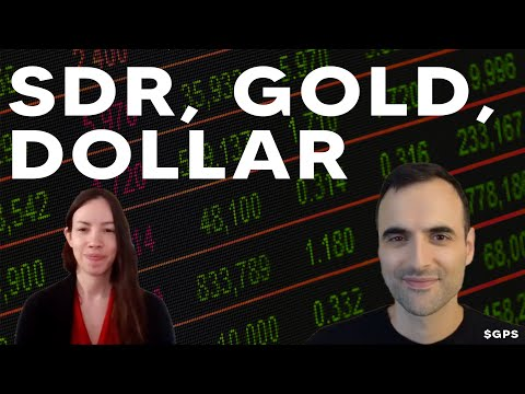 SDR the New Global Reserve Currency? Gold and the Dedollarized World - Lyn Alden