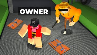 ROBLOX BAKON With THE OWNER..