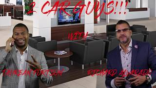 APPOINTMENT PROCESS!! 2 CAR GUYS EPISODE 4