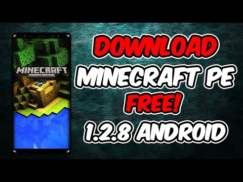 minecraft pe free download youtube