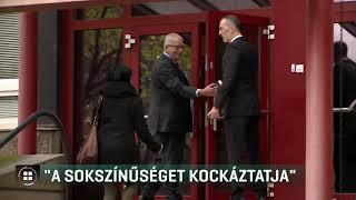 """EB jelentés: """"a médiaholding kockázatot jelent a magyar sajtóra"""" 2019-08-04"""