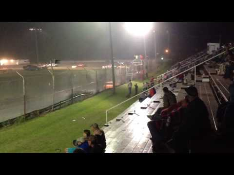 Superbowl Speedway Factory Stock Feature 5-13-17