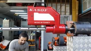 ХКМгруп, новый станок Касоф 1954, вес 23кг, проход вала за 4 секунды 2