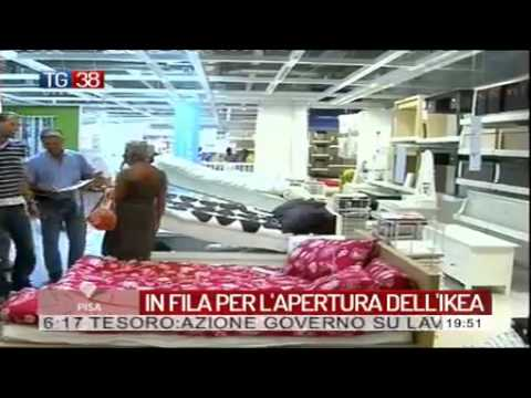 Inaugurazione Ikea Pisa 3