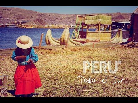 PERU' GoPro HD - Todo el Sur