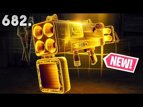 *NEW* QUAD LAUNCHER BEST PLAYS..!!! Fortnite Funny WTF Fails and Daily Best Moments Ep.682