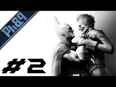 JOKER NAGY TERVE | Batman Arkham City végigjátszás #2