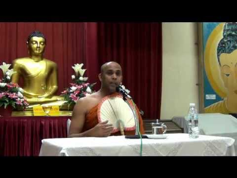 """""""ADAPTING TO CHANGES IN OUR LIVES"""" by Ven S. Pemarathana"""