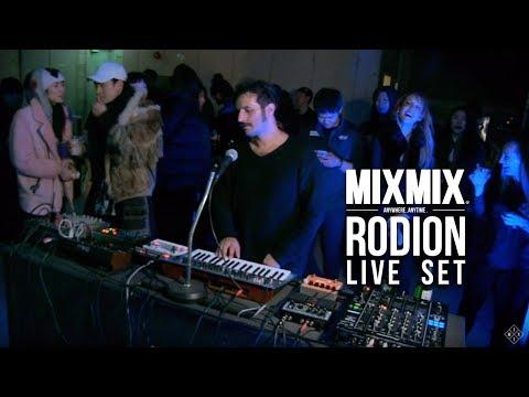 Rodion Live Set  |  MIXMIX SEOUL