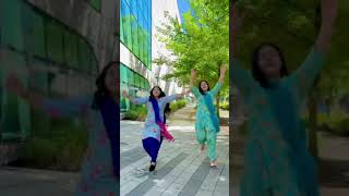 SIGNED TO GOD BY BORN TO BHANGRA GIRLS