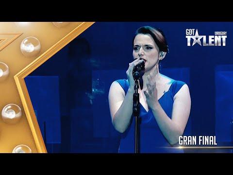 ANALÍA brilló en el escenario cantando DREAM ON de AEROSMITH