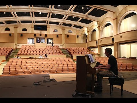 Paly's New Performing Arts Center