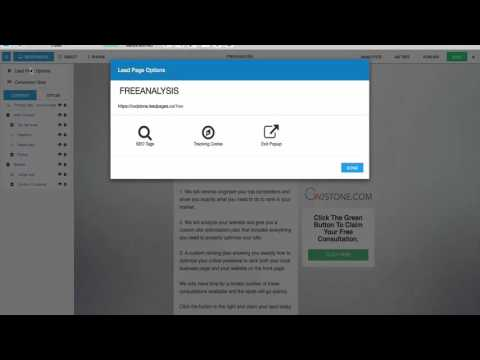 How to install a facebook tracking pixel on leadpages