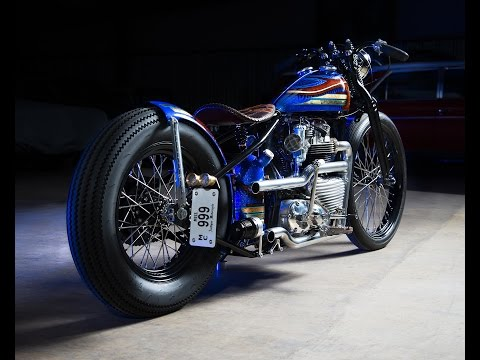 Who is Angry Monkey Motorcycles? An Interview.