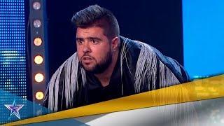 Superó el BULLYING con el BAILE y GANA un PASE de ORO | Audiciones 8 | Got Talent España 5 (2019)