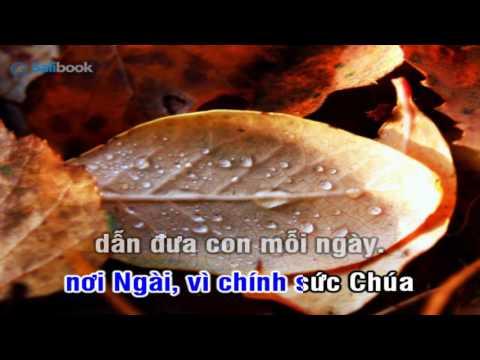 [Karaoke TVCHH] 003 - KHÁT KHAO DÒNG NƯỚC- Salibook
