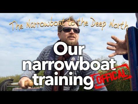#12 Our Narrowboat Training