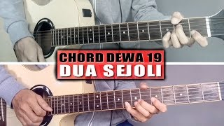 Download Lagu Chord Gitar | Dewa 19 Dua sejoli (With Lyric) mp3