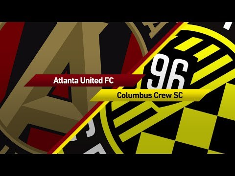 Highlights:  Atlanta United FC vs. Columbus Crew SC   June 17, 2017