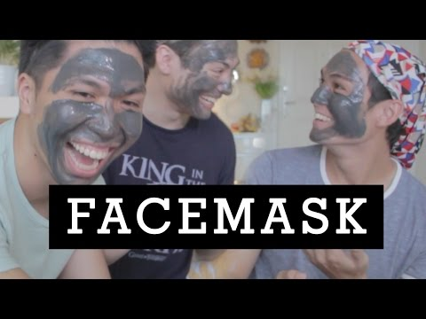 CRAZY FACEMASK Challenge (ft. PATRIK FRANKSSON & Angelo)